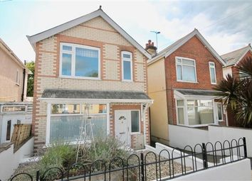 Thumbnail 3 bed detached house for sale in Fortescue Road, Parkstone, Poole