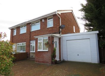 Thumbnail 3 bed semi-detached house for sale in Moston Way, Great Sutton, Ellesmere Port