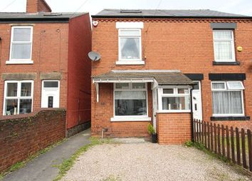 Thumbnail 3 bed semi-detached house for sale in Queens Road, Beighton, Sheffield, South Yorkshire