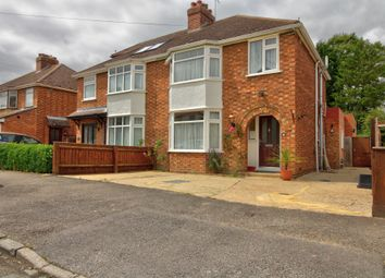 Thumbnail 5 bed semi-detached house for sale in Neville Road, Cambridge