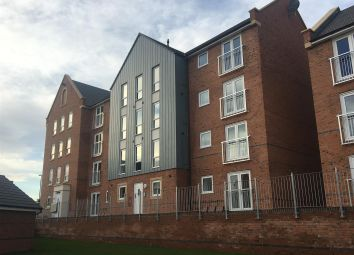 Thumbnail 2 bed flat to rent in Quayside Court, City Wharf, Coventry