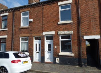 Thumbnail 3 bed terraced house to rent in Collinson Road, Stoke-On-Trent