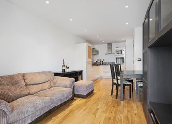 Thumbnail 1 bed flat to rent in Ability Place, Canary Wharf