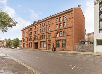 Thumbnail 1 bed flat for sale in Greendyke Street, Glasgow Green, Glasgow