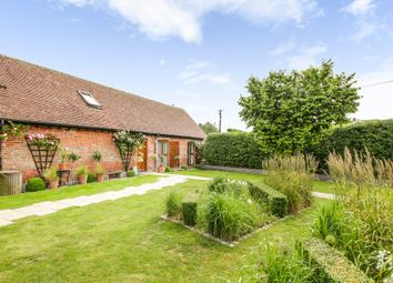 Thumbnail 3 bedroom barn conversion for sale in The Rickyard, Chalgrove, Oxford