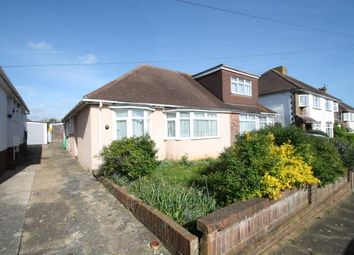 Thumbnail 2 bed bungalow for sale in Melrose Avenue, Portslade, Brighton