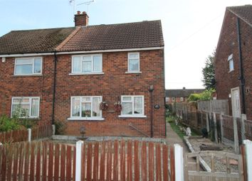 Thumbnail 2 bed semi-detached house for sale in Ramsden Crescent, Carlton-In-Lindrick, Worksop