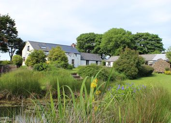 Thumbnail 4 bed farmhouse for sale in Hayscastle, Haverfordwest