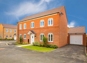 Thumbnail 4 bed detached house for sale in Pennine Close, Little Stanion