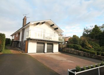 Thumbnail 3 bed detached house for sale in Church Road, Ashley, Market Drayton