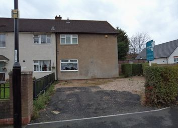 Thumbnail 3 bed terraced house for sale in Tarquin Close, Coventry