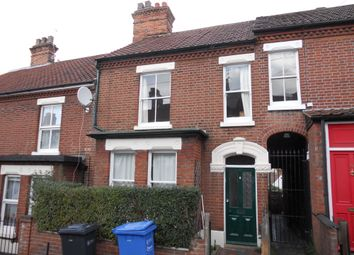 Thumbnail 4 bed terraced house to rent in Dover Street, Norwich