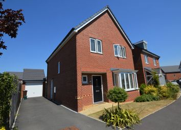 Thumbnail 4 bed detached house to rent in Long Road, Ffordd Long, Broughton