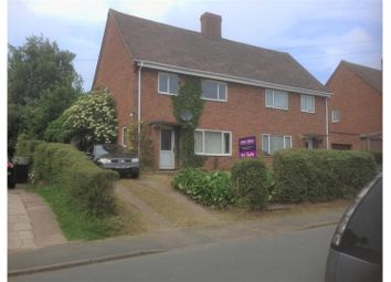 Thumbnail 3 bed semi-detached house for sale in Three Crosses Road, Ross-On-Wye