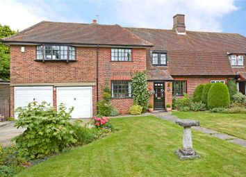 Thumbnail 4 bed semi-detached house for sale in Meadow Way, Burgh Heath, Tadworth, Surrey