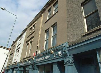 Thumbnail 3 bed flat to rent in Cheltenham Crescent, Cheltenham Road, Bristol