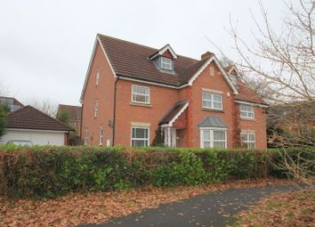 Thumbnail 6 bed detached house for sale in Walhouse Drive, Penkridge, Stafford