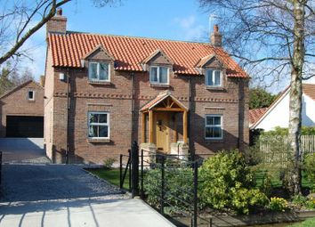 Thumbnail 4 bedroom detached house to rent in Kirby Grindalythe, Malton
