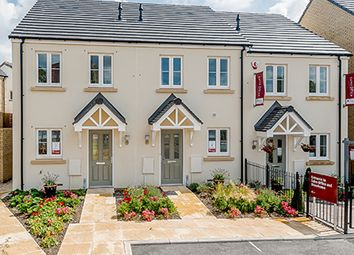 Thumbnail 2 bed end terrace house for sale in Barbican Walk, Barnstaple
