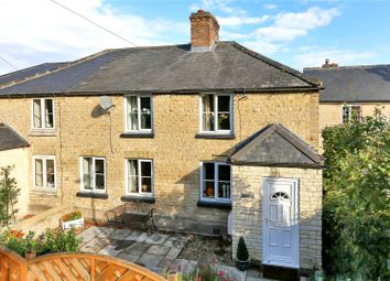 Thumbnail 3 bedroom semi-detached house for sale in Honey Cottage, Toll Bar, Great Casterton, Stamford