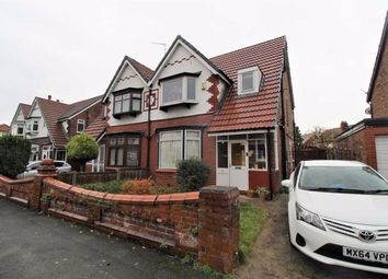 Thumbnail 3 bed semi-detached house for sale in Astor Road, Burnage, Manchester