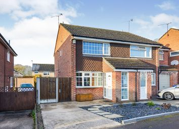 Thumbnail 2 bed semi-detached house for sale in Parkstone Court, Mickleover, Derby