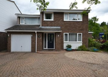 Thumbnail 4 bedroom detached house for sale in West Fryerne, Yateley, Hampshire
