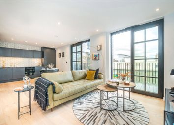 Thumbnail 3 bed flat for sale in Trenmar Gardens, London