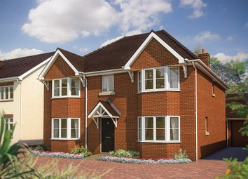 "Thumbnail 5 bed detached house for sale in ""The Winchester"" at King Alfred Way, Oxfordshire, Wantage"