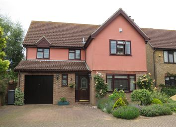 Thumbnail 4 bed detached house for sale in Yew Tree Rise, Wickham Market, Woodbridge