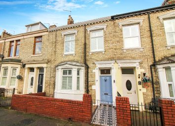 Thumbnail 3 bed terraced house for sale in Waterloo Place, North Shields