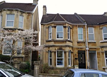 Thumbnail 4 bed end terrace house for sale in Winchester Road, Oldfield Park, Bath