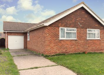 Thumbnail 3 bed bungalow for sale in Venture Close, Bexhill-On-Sea