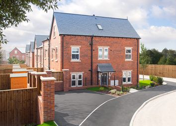 "Thumbnail 4 bed mews house for sale in ""The Hazelwood"" at Victoria Road, Hyde Park, Leeds"