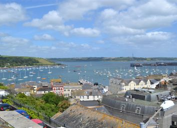 Thumbnail 2 bed flat for sale in Erisey Terrace, Falmouth
