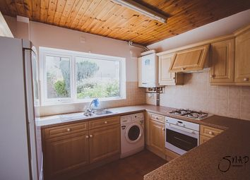 Thumbnail 3 bed terraced house to rent in Theobald Road, Cardiff, Cardiff