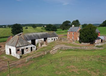 Thumbnail 4 bed barn conversion for sale in The Cayo, Llandenny, Usk