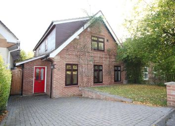 Thumbnail 4 bedroom detached house for sale in Upavon Drive, Reading