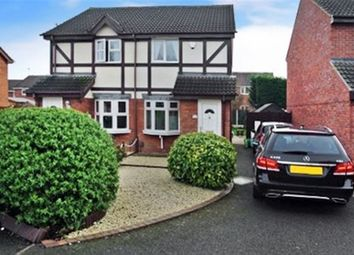 Thumbnail 2 bed semi-detached house to rent in Leicester Street, Long Eaton, Nottingham
