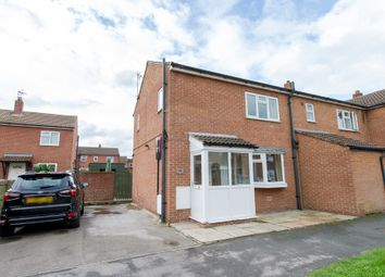 Thumbnail 2 bed end terrace house for sale in Hollywood, Selby