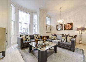 Thumbnail 4 bed flat to rent in Somerset Court, 81 Lexham Gardens, London