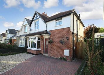 Thumbnail 3 bed semi-detached house for sale in Croft Road, Old Town, Wiltshire