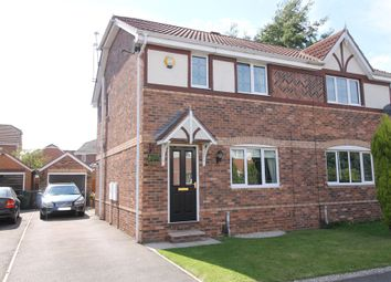 Thumbnail 3 bed semi-detached house for sale in Bridgelake Drive, Balby, Doncaster