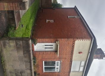 Thumbnail 3 bed town house to rent in Wignall Road, Sandyford, Stoke On Trent, Staffs