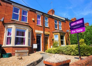 Thumbnail 2 bed terraced house for sale in St. Michaels Avenue, Yeovil