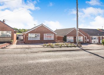 Thumbnail 2 bed bungalow for sale in Station Street, Castle Gresley, Swadlincote