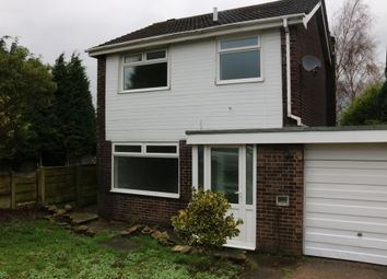 Thumbnail 3 bed link-detached house to rent in Pennine Road, Glossop