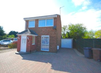 Thumbnail 3 bed detached house for sale in Cornflower Drive, Springfield, Chelmsford
