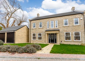 Thumbnail 5 bed detached house for sale in Willowbrook Manor, Horbury, Wakefield