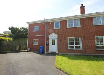Thumbnail 4 bed semi-detached house for sale in Ivyhill Drive, Bangor